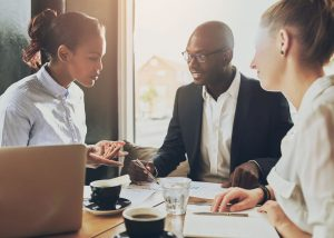 Business Consulting and Collaboration