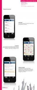 Main functions of Bauhaus international app