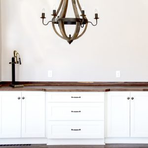 Custom cabinets by BC Projects